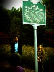 Sign Dedication, Hinesburg/Huntington