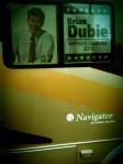 Lt. Gov. Dubie's Campaign RV