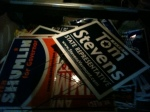 Collected Signs, After the Polls Closed