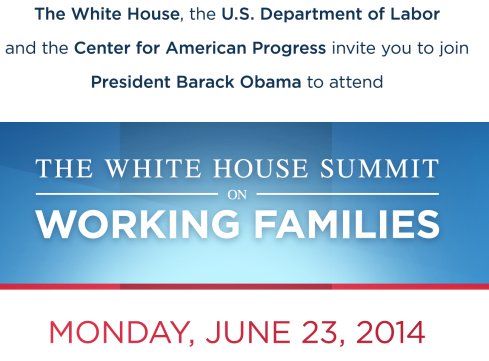 White House Summit Invite