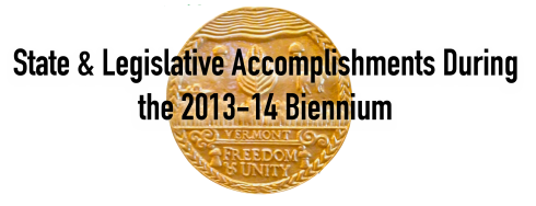 2014 Accomplishments